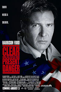 Release Date: August 3, 1994 Genre: Action, Drama,Thriller Director: Phillip Noyce Studio: Paramount Pictures Producers: Mace Neufeld, Robert Rehme Screenplay: Donald Stewart, Steven Zaillian Cast: Harrison Ford, Willem Dafoe, Anne Archer, Henry Czerny, Benajmin Bratt, Thora Birch, James Earl Jones Jack Ryan (Harrison Ford) has been appointed the acting CIA Deputy Director of Intelligence after […]